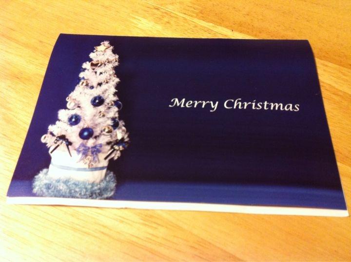 フォルクスワーゲンのクリスマスカード