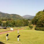 富士川カントリークラブでラウンドしてきました。