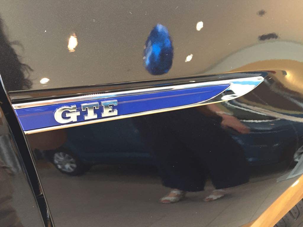 【レビュー】New Passat GTEを見てきました☆