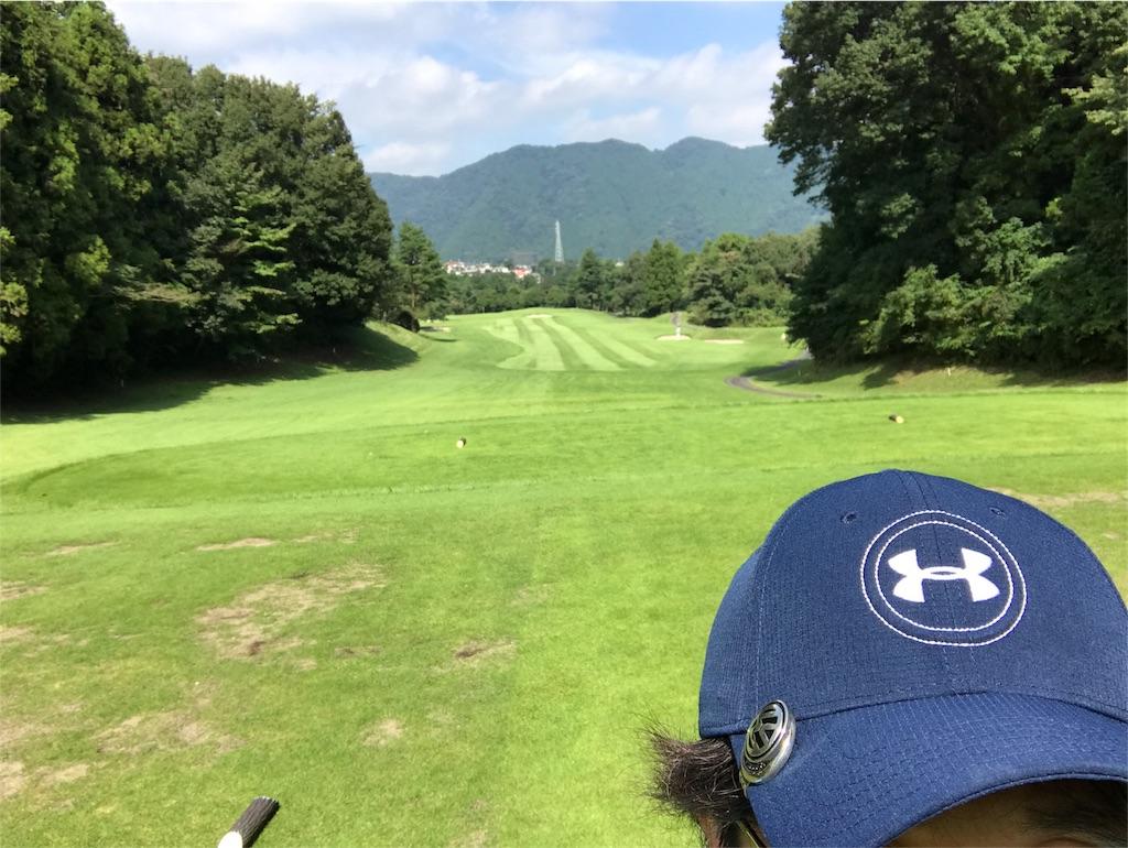2か月ぶりのゴルフ