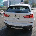 BMW X1を見てきました!