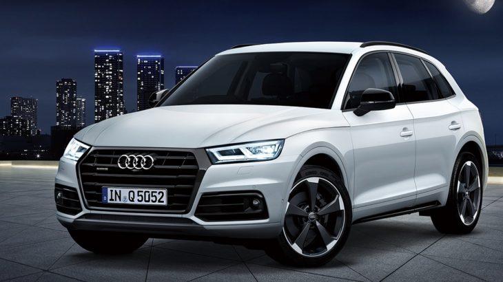 Audi Q5 black edition 登場!