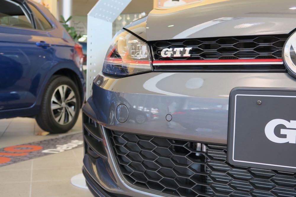 【レビュー】Golf GTI Dynamicを見てきました!